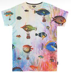 Camiseta Cuckoo Alce Shop Madrid