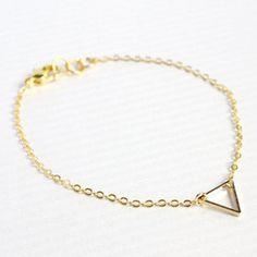 Cute Triangle Bracelet For Women