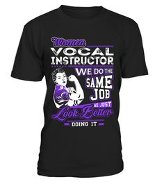 """# Vocal Instructor .  Special Offer, not available anywhere else!      Available in a variety of styles and colors      Buy yours now before it is too late!      Secured payment via Visa / Mastercard / Amex / PayPal / iDeal      How to place an order            Choose the model from the drop-down menu      Click on """"Buy it now""""      Choose the size and the quantity      Add your delivery address and bank details      And that's it!"""