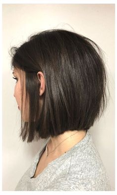Hairstyles color Bester Kurzhaarschnitt und Frisuren für schöne Frauen – – Callye McNeal Melhor Corte de Cabelo Curto e Penteados para Mulheres Bonitas - - Callye McNeal - Let& Pin This Short Summer Haircuts, Best Short Haircuts, Medium Bob Haircuts, Cute Bob Haircuts, Layered Bob Haircuts, Popular Haircuts, Blunt Bob Hairstyles, Hairstyles Haircuts, Bob Hairstyles For Thick Hair