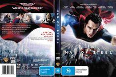 Superman: Man of Steel. Formato DVD.