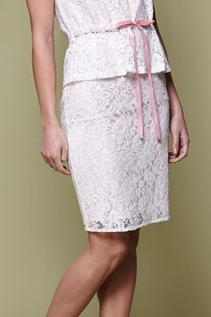 6ffd64573189 Yumi Outlet Yumi Lace Pencil Skirt Shop Online: www.the-outletstore.net
