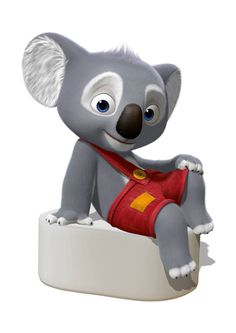 """Press release picture of """"Blinky Bill The Movie"""" (2015) – An Australian 3D computer-animated comedy-adventure film by FLYING BARK PRODUCTIONS (Australia) 