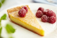 Mary Berry lets us into her secrets for a classic lemon tart