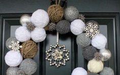 Ghirlande di natale: le più belle di Pinterest - Scopri le ghirlande di Natale più belle di Pinterest e prendi ispirazione per decorare la tua casa con stile e originalità, in vista delle feste.