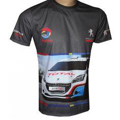 Peugeot 208 R5 T-shirt