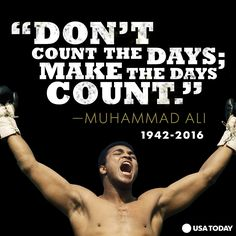Top Quotes of Muhammad Ali