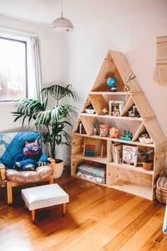 What do you need in a nursery? Here's Apartment Therapy's four point plan. (the comments section is useful too.)