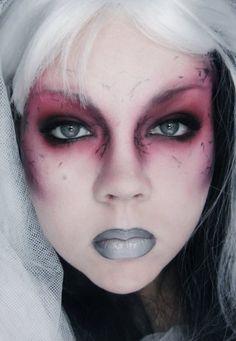 halloween makeup by makeupgeek.com