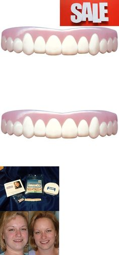What are covers for fake teeth?