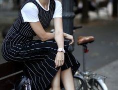 One Dress, A Million Ways by Pinko   Fake Leather blog