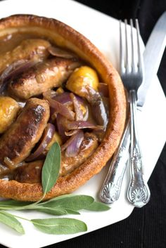 Slow Cooker Apple Sausage in Onion Gravy: http://www.stylemepretty.com/collection/2952/