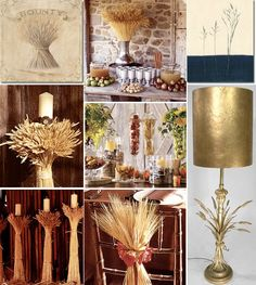 Coco Chanel Loved Wheat – Perfect for Autumn Decorating | Skimbaco Lifestyle | online magazine