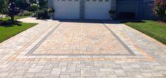cst paver display - Google Search Pavers Patio, Brick Pavers, Hardscape Design, Driveways, Sidewalk, Display, Google Search, Outdoor Decor, Home Decor