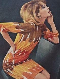60年代ミニスカートブームの本当の火付け役/ジーン・シュリンプトン - NAVER まとめ