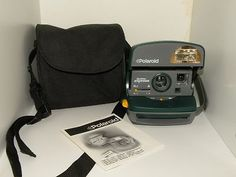 Polaroid One Shot Express 600 Instant Camera Excellent Condition Photography & Scrapbook