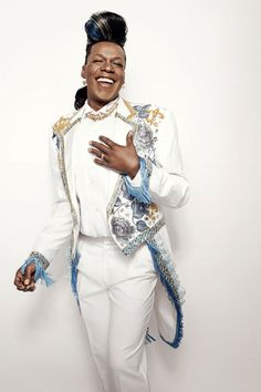 Big Freedia: The booty-shaking star who's leading the global expansion of bounce music
