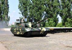 T-84 Opłot-M of Royal Thai Army