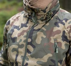 Bunda Gunfighter PL woodland, Helikon
