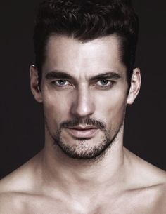 Who Is David Gandy | David Gandy by Dimitris Theocharis for Schön!