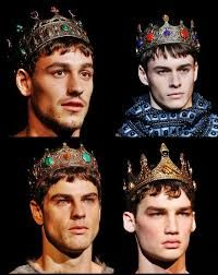dolce and gabbana mens crown - Google Search