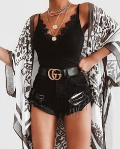 plus size lace bodysuit outfit Teen Fashion Outfits, Girly Outfits, Cute Casual Outfits, Look Fashion, Pretty Outfits, Stylish Outfits, Fashion Women, Cheap Fashion, Short Outfits
