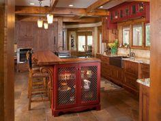 Farmhouse Kitchen Ideas On Pinterest Kitchen Dining Tables Kitchen