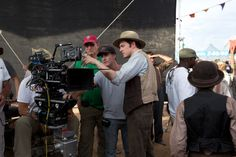Four Full Sail grads worked on A Million Ways to Die in the West.