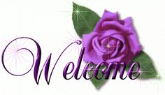 Purple Welcome to the Team | praise the lord and welcome to the o w prince ministries on wordpress