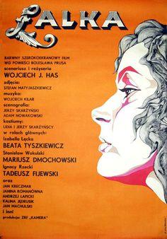 The Doll, Wojciech Jerzy Has, 1968 (Poster by Jerzy Skarzynski)