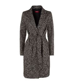 MAX MARA Gorizia Textured Wool Blend Coat.  maxmara  cloth  . Antonietta ·  cappotti 5f28febed69