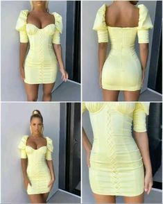 Model Outfits, Club Outfits, Sexy Outfits, Female Outfits, Tight Dresses, Casual Dresses, Girls Dresses, Prom Dresses, Dress Skirt