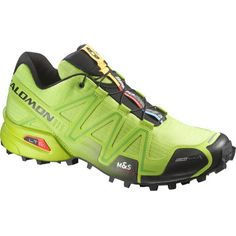 Salomon SPEEDCROSS 3 CS GR BK