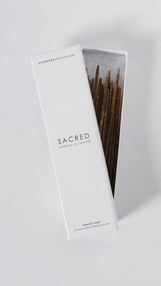 YOKE Sacred Incense in Palo Santo and Sage Blend | The Dreslyn