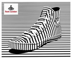 Footlocker by Alex Trochut