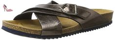 707bb89ad54558 Tommy Hilfiger Womens Beautie Open Toe Casual Flat Sandals