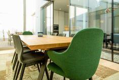 All photos taken by Manfred Burger - Vienna, Austria. Villa, Modern Mansion, Vienna Austria, Dining Chairs, Indoor, Mansions, Architecture, Photos, Photography