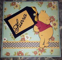 Cricut Pooh Disney