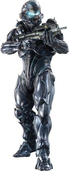 Spartan Locke | Spartan Locke Armor Set