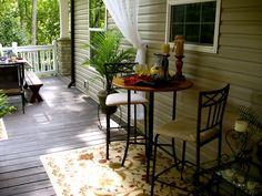 Far Above Rubies: Porches and decks!