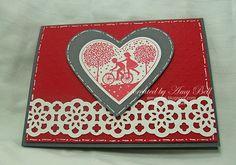 Amy's Valentine card