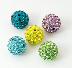 List of Popular Rhinestone Bead Shapes | PandaHall Beads Jewelry Blog