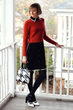 Inspired Outfit: Modern Valentines - Already Pretty | Where style meets body image  featuring District of Chic