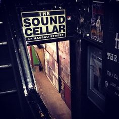 The Sound Cellar | A haven for musos, this record shop specialises in rock, metal, country and blues, and also sells tickets to Dublin gigs. Find it on Nassau St beside Trinity.