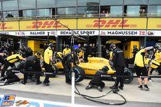 Renault, Formule 1 Grand Prix van Australië 2016, Formule 1
