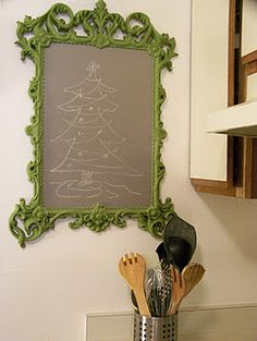 Re purposed frame, awesome!