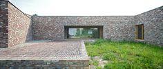 Siza Pavilion at Hombroich's former NATO rocket station