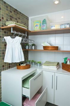 Minha Casa Renovada: um sonho de lavanderia - Casa