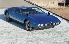 The De Tomaso Mangusta (1969) would be the first car produced in significant numbers by Alejandro de Tomaso, it used a modified version of the chassis from its forebear – the De Tomaso Vallelunga.