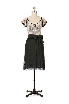 Anthropologie Cameo Dress